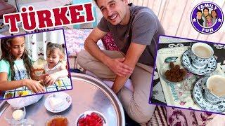 TÜRKEI FAMILIENURLAUB Vlog #113 FAMILY FUN ON TOUR