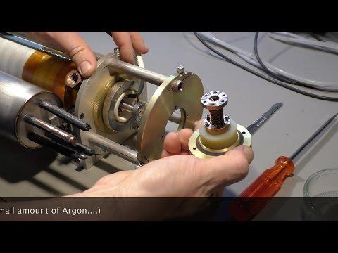 PWJ43 - Argon Laser tube teardown