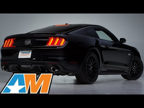 AM Builds Customer 2015 Ford Mustang GT! - AmericanMuscle.com