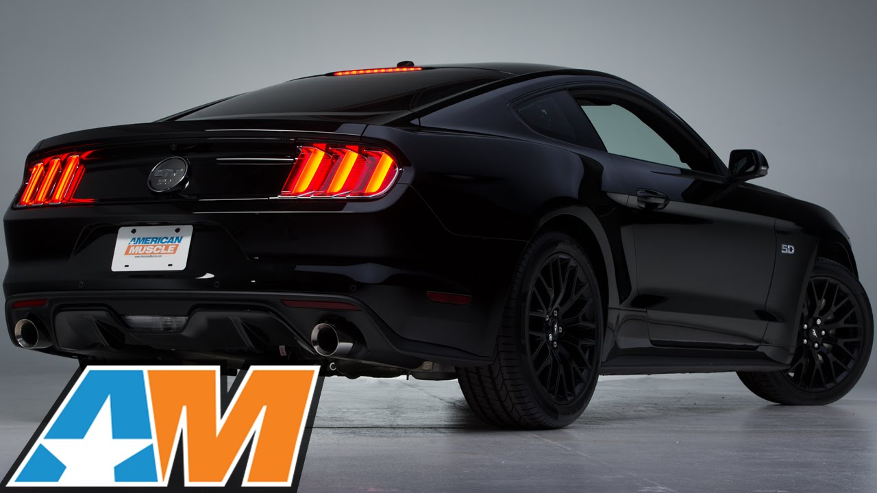 AM Builds Customer 2015 Ford Mustang GT! - AmericanMuscle com