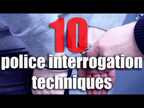 10 Police Interrogation Techniques That You Need To Know Abo