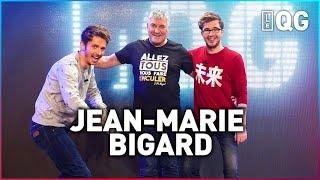 LE QG 23 - LABEEU & GUILLAUME PLEY avec JEAN-MARIE BIGARD