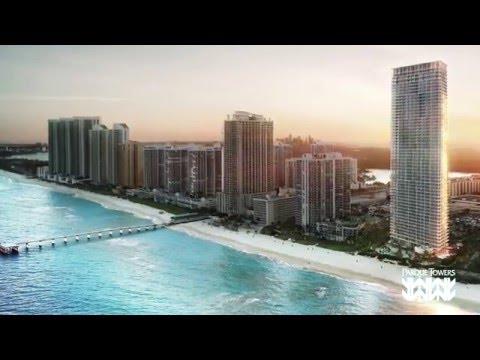 PARQUE TOWERS - NEW LUXURY DEVELOPMENT IN SUNNY ISLES BEACH