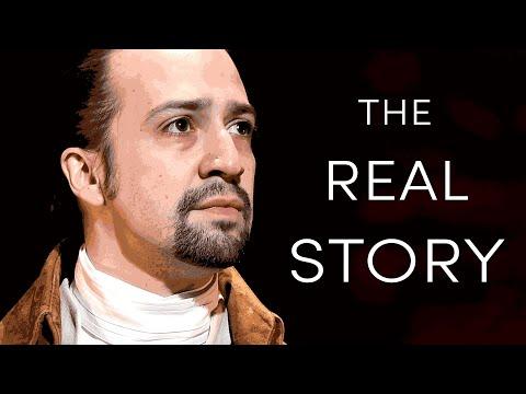 The Real History of Alexander Hamilton