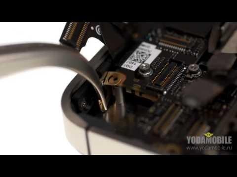 Замена динамика IPhone 4S