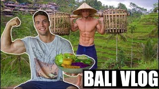 WHAT I ATE AND DID IN BALI