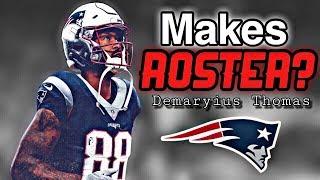 Patriots fans should NOT sleep on WR Demaryius Thomas