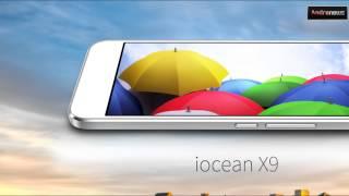 iOcean X9 - стеклянный смартфон с мощной начинкой в Light News