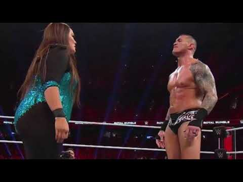 Jerry Lawler Comments On Nia Jax In Men's Royal Rumble