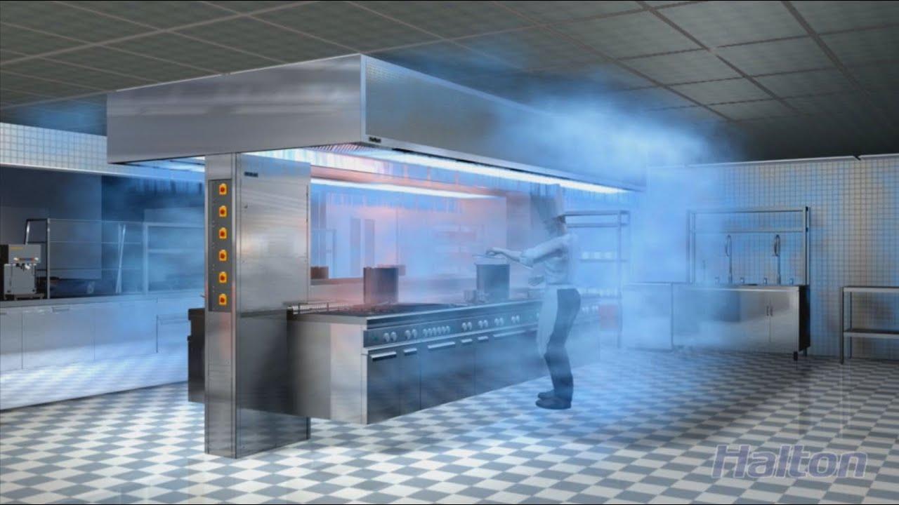 Halton Foodservice / Capture Jet™ Hoods (EU) - YouTube