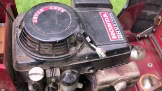 видео Двигатель Honda GXV 530
