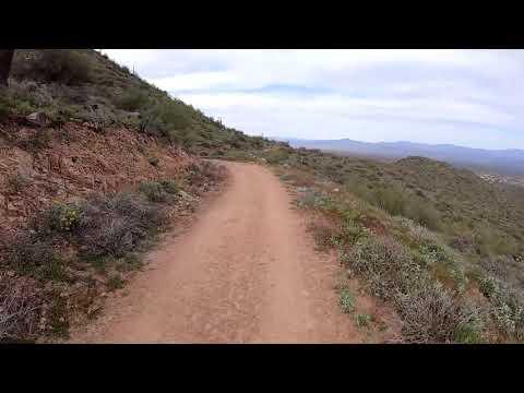 Adero Canyon MTB in Fountain Hills AZ
