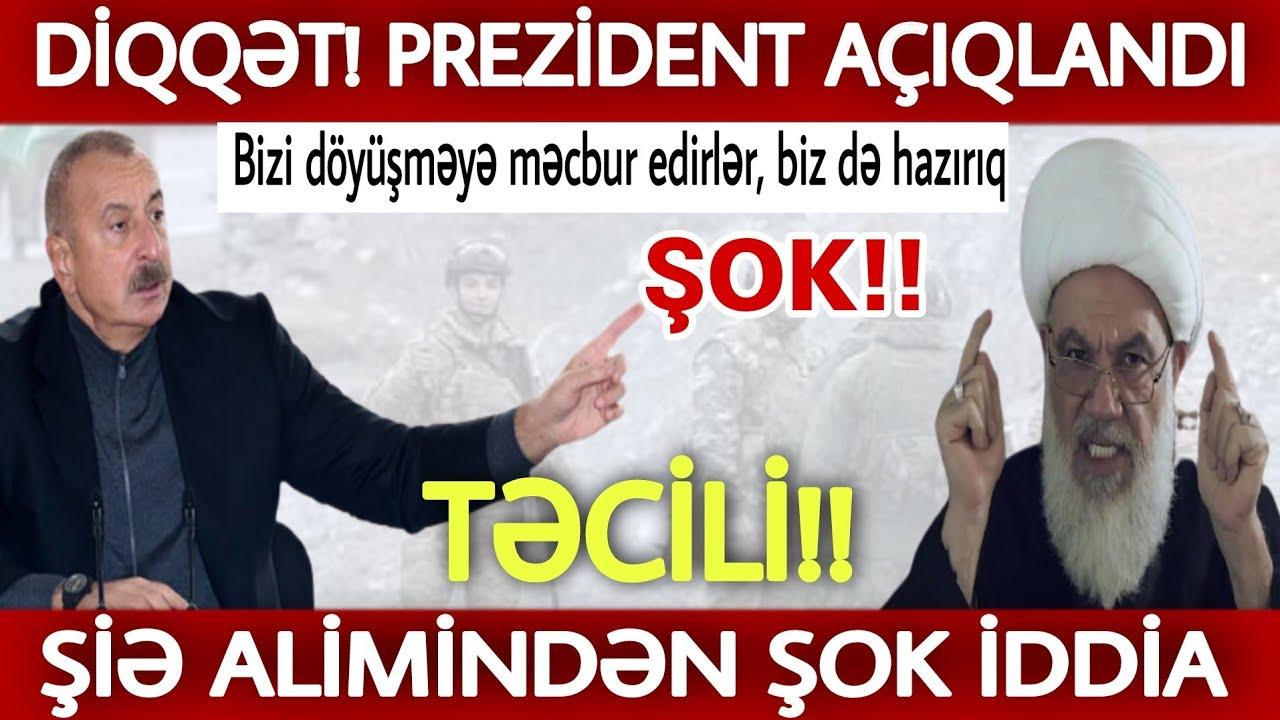 Download Yekun xəbərlər 26.10.2021, DİQQƏT! Prezident açıqladı: Bizi döyüşməyə məcbur edirlər, biz də hazırıq