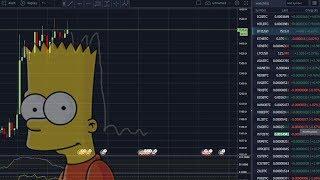 A Bitcoin egy újabb Bart Simpson alakzatra készül?