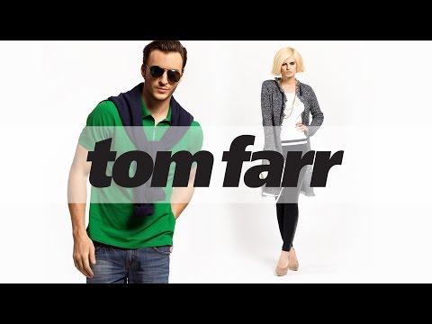 Tom Farr / Video Lookbook / Spring Summer '15