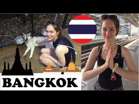 First Time in Thailand: Bangkok Vlog 2