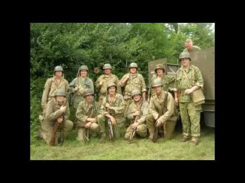 1st infantry division reenactment group