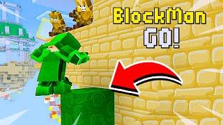 FIZ O IMPOSSÍVEL no BED WARS do BLOCKMAN GO !!