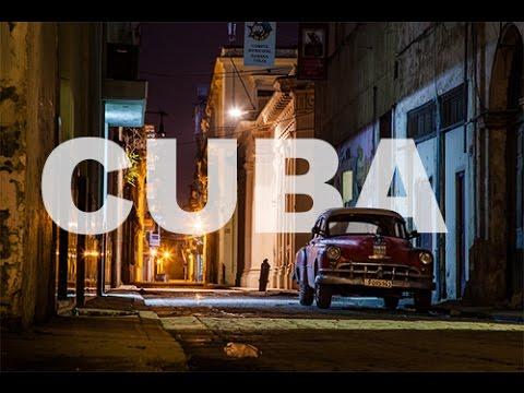 TRIP TO CUBA 2016