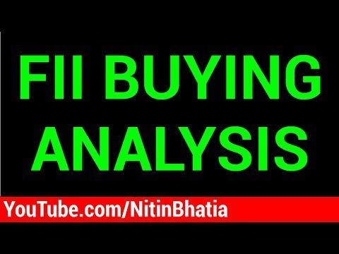 FII Buying Analysis (HINDI)