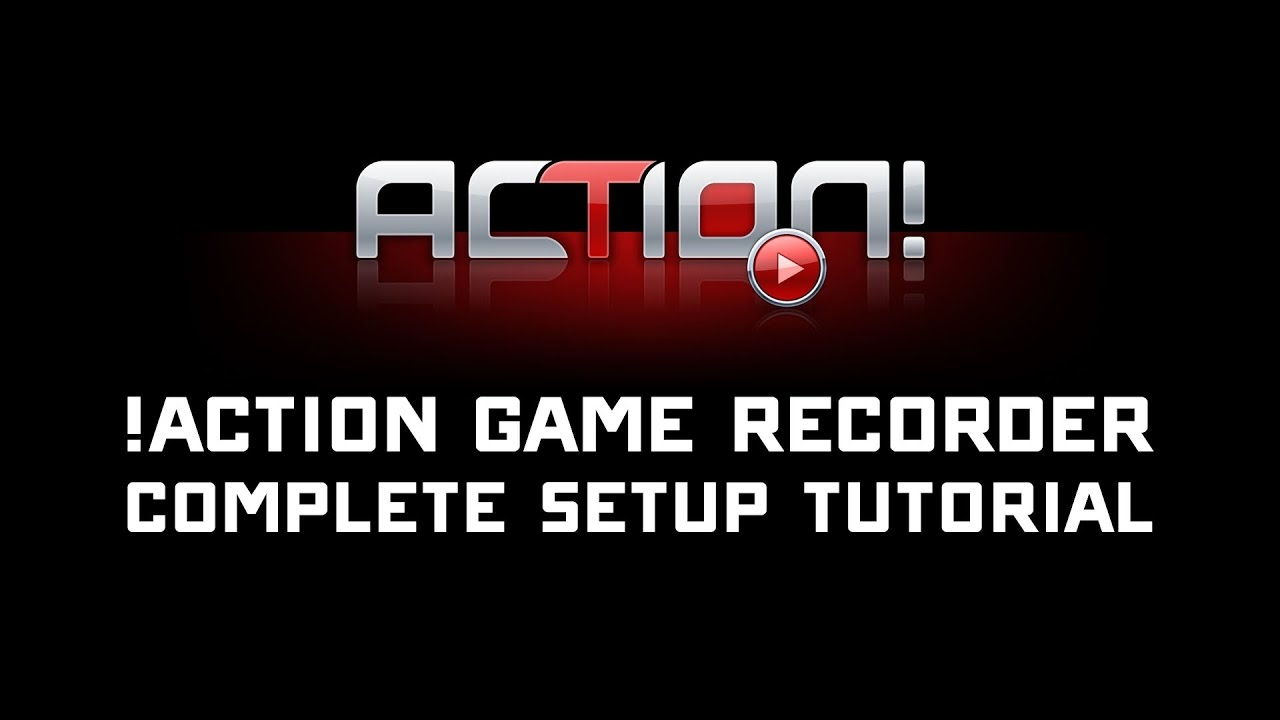 action gameplay recording and streaming