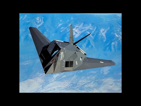 Stealth Warfare Lockheed F 117 Nighthawk History Documentary HD