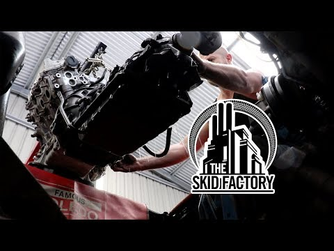 THE SKID FACTORY - V8 Turbo Ford Fairlane [EP2]