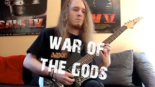 Скачать Amon Amarth War Of The Gods HQ Guitar Cover