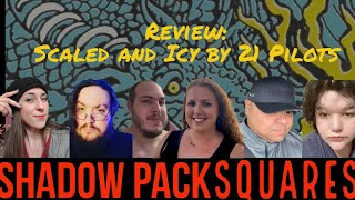S2 Ep5 Shadow Pack Squares Review: 21Pilots