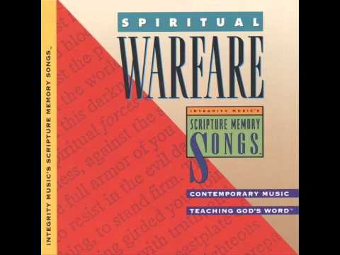 Scripture Memory Songs - The Weapons We Fight With (2nd Corinthians 10:3-4)