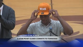 Vols land commitment from 2019 5-star combo guard Josiah James