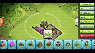 ULTIMATE TOWN HALL 8 (TH8) TROLL BASE WITH REPLAYS (2017 NEW) - 1500 Trophies in 1 Day (Update)