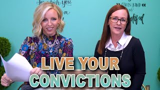 Live Your Convictions - WaĸeUp Daily Bible Study - 11-21-20