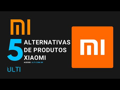 5 Alternativas de Produtos da Xiaomi