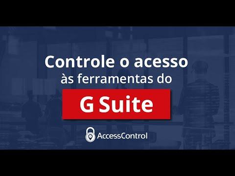 Conecta Control - Controle de acesso ao G Suite (antigo Access Control)