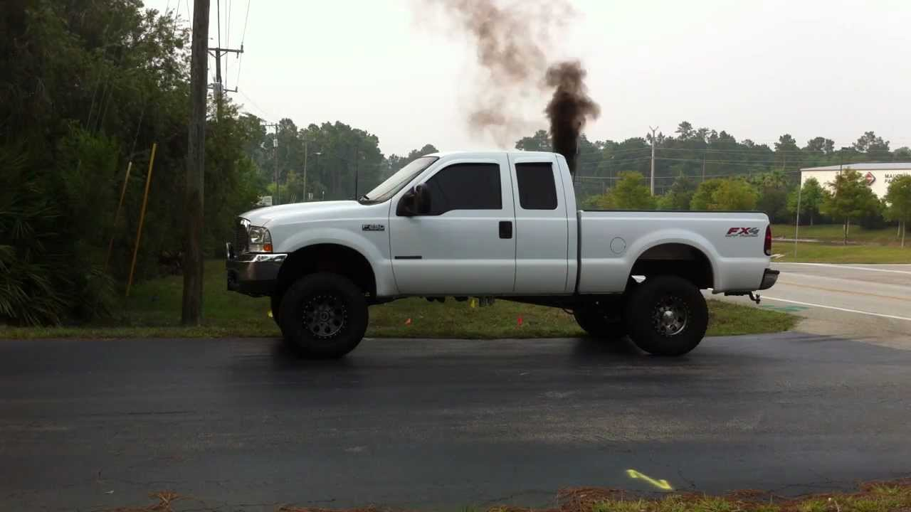 1999 F250 Powerstroke 7 3 38r Turbo Stack 7 Quot Smoke Fast