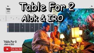 Baixar Alok & IRO   Table For 2