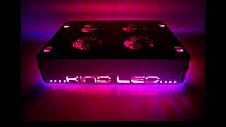 Kind LED Treoracha Sraith K5