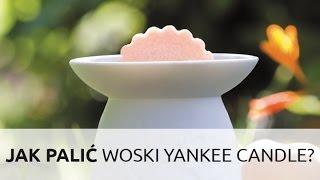 Jak palić woski Yankee Candle? | Poradnik | Goodies.pl