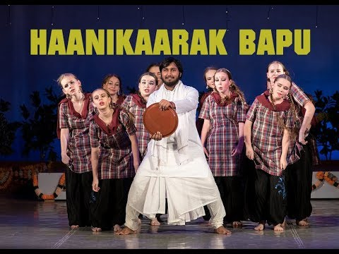 Haanikaarak Bapu  Full Song | Dangal  | Indian Dance group Champa