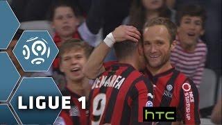 But Valère GERMAIN (11') / OGC Nice - Stade de Reims (2-0) -  / 2015-16