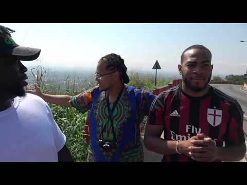 Mountain View of Accra Plains - Ghana Nov 2018 Journey of a Lifetime