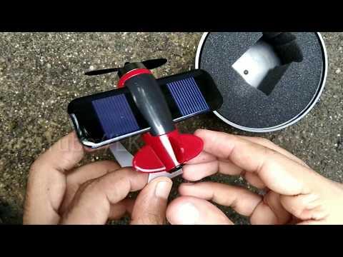 Solar Powered Aircraft Fragrance at Just $4