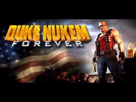 The real adventures of Dick Nucem - Duke Nukem Forever |
