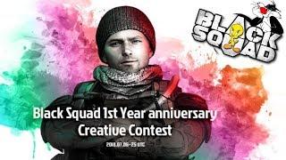 BLACK SQUAD CARTOON UPDATE First Anniversary Video Contest