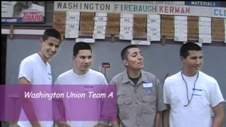 "The Washington Union High School, ""bill Griffin Wood Shop Competition"""