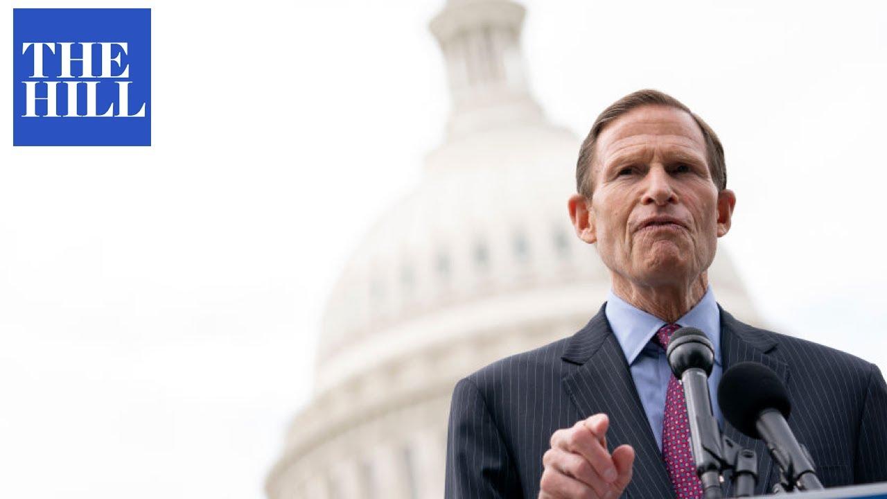 Sen. Blumenthal reintroduces legislation to protect abortion access