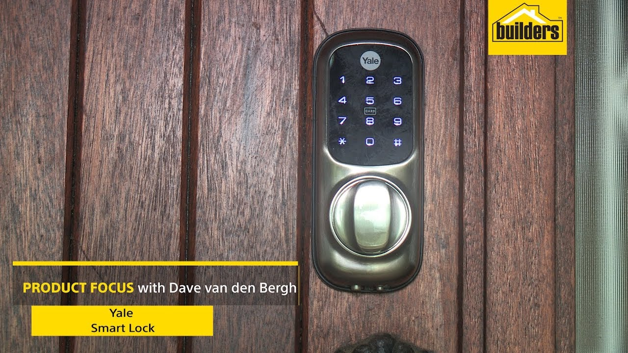 Yale Keyless Connect Smart Lock | Door Locks | Doors and Windows