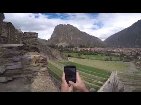 #ScienceTheEarth Piramide Pakaritampu, Ollantaytambo Peru Ancient Incan Ruins