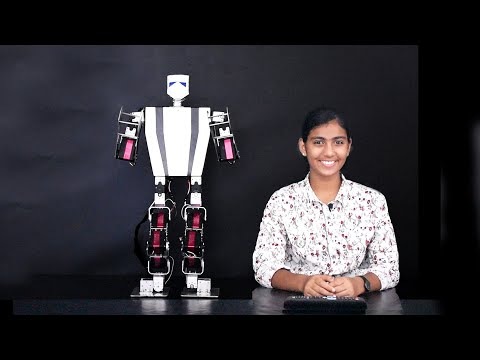 How To Make A Humanoid Robot Using Arduino